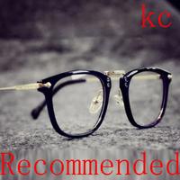 fashion brand glasses frames men 2014 big square box metal rivets glasses man Eyewear oculos de leitura