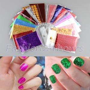 Наклейки для ногтей Brand