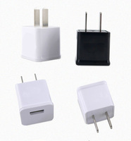 200 PCS/LOT Free Shipping, USA Plug AC Power Wall Charger, Micro USB Adapter Universal for Samsung Galaxy S3 III i9100 i9300