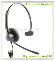 Aiteou HW111NC anti-noise headset for training,call center,earphone, headphones, noise cancellation