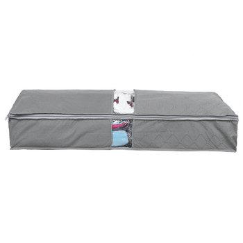 Large Storage Organizer Box Bag Clear 70L Duvet Non-woven Carpet Clothing Pillow