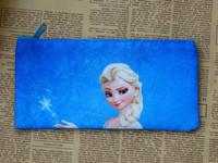 1x frozen school pencil pen bag stationey storage student girl children gift