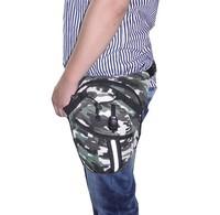 Hot Sales! Drop Leg bag Knight waist bag Motorcycle bag outdoor package multifunction bag FER
