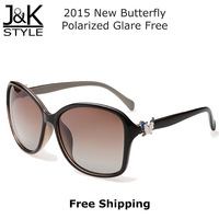 2014 New Shiny Elegant Design Big Women Sunglasses Glare Free Sun Glasses Female Leopardo Sra. gafas de sol