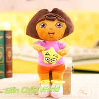 1pcs 60cm Large Dora The Explorer Plush Toys Dora Aventureira High Quality Lovely Plush Dolls Gifts For Kids Free Shipping