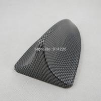 Free Shipping Shark Fin Style Car Adornment Antenna Carbon Fiber