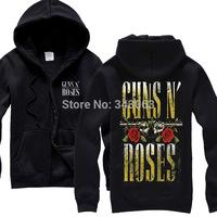Guns N Roses GNR Hot sell hoodies high quality winter jacket hot brand casual rock shirt items punk death dark metal 01