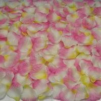 3000pcs/lot artificial Silk Rose Petals For Wedding Favor Party Decoration Carpet Artificial Flowers Petal