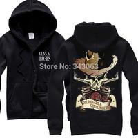 Guns N Roses GNR Hot sell hoodies high quality winter jacket hot brand casual rock shirt items punk death dark metal 07