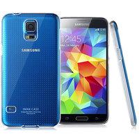Genuine Brand New IMAK Crystal series PC Ultra-thin Hard Skin Case Cover Back For Samsung Galaxy S5 mini G800