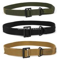 2014 New fashion Blackhawk CQB Tactical Belt men's outdoor military rescue rappelling belt Men canvas belt/ girdle Free shipping