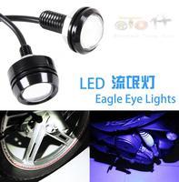 LED Bulbs Motorbike Motorcycle LED Taillight Indicators 4 Color 2014 Hot Sale New