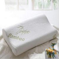 Pillow/ Memory foam Bamboo pillows / Neck Health care 30*50cm Slow rebound