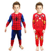 New 2014 Children Clothing Sets Fashion Cosplay Costume  Sets Long Sleeve Toddler Baby Sleepwear Product details Kids Pajama