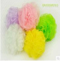 Bath towel facial sponge shower ball back Cuozao children towel sponge bath brush Chopping bathroom brush