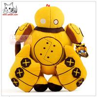 Steam robot Blitzcrank lol plush doll toy model doll e-sports Cute gift