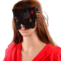 Europe and the United States nightclub sale fun personality ball lace Gothic mask mask