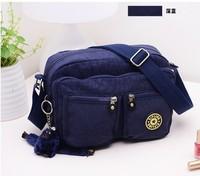 new arrival fashion women famous messenger bag nylon kip handbags waterproof monkey bag one shoulder bags handbags