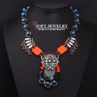 JOEY New Diamon d Jewelry Hot Fashion Pearl Necklace Vintage Gem Jewelry Chokers Necklace Pendant Free Shipping JA14202