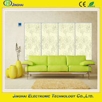500w CE RoHS carbon crystal infrared heating panel fast heating