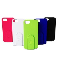 Newest Creative Protective Case Cover For iPhone 5/5S W / Bluetooth Self Timer Shutter
