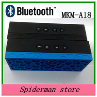 Wireless bluetooth hands-free calls smartphone tablet audio card read function speaker MKM-A18