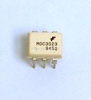 100% NEW ORIGINAL MOC3023 Random-phase Optoisolators Triac Driver