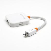 5pcs/Lot White SlimPort MYDP To HDMI HDTV Adapter For LG G2 Google Nexus 4 Nexus 5 Nexus 7 2nd