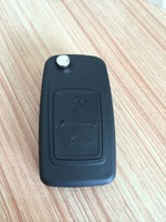 2014 New 2 Button Flip Remote Key For Chery Tiggo 433MHZ/315MHZ Good Quality Free Shipping