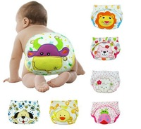 carter 100% soft cotton Breathable reusable merries baby cloth diaper training pants cover newborn infant Washable Cloth Nappy