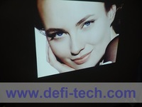 "8"" * 11"" for 6 pieces adhesive projection film each color of Transparent or Dark gre, gray, white, black, mirror"