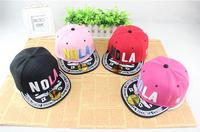 Free shipping new NOLA lady hat / hip-hop fashion along a baseball cap flat letters