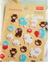 Free shipping ! Kwaii cute hippo series decoration diary stickers,Kawaii sticker,stationery wholesale(tt-1315)