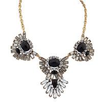 Free Shipping Fashion Europe Exaggerated Ethnic Shourouk Necklace Jewellery ZD8P2C (Hot selling)