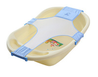 High Quality 1Pcs Baby Safety Bath  Newborn Bath Seat Bathing Adjustable Baby Bathtub Safety Security Bath Seat Support fk871405