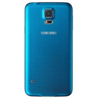 Free Shipping Replacement Housing Color Blue Battery Back Cover Case for Samsung Galaxy S5