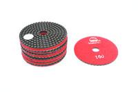 11.55cm Diameter 100# Grit Diamond Polishing Pad  for Marble Concrete Stone Granite Tile Polishing 10 Pcs Free shipping