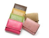 Vintage Wallet Women's Matte PU Leather Purse Female Fashion Designer 2014 Hot Clutch Wallet Brand Style High Quality