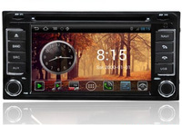 Toyota Universal 2 din Android 4.0 OS CAR DVD with A8 chip GPS, BT IPOD,PIP,20V-CDC,WIFI, 3G, free map/ tv antenna
