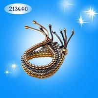 2014 New Design Famous Brand Metal And Resin Bracelets & Bangles Luxury Kors Letter Bracelets For Women Unisex birthday Gift
