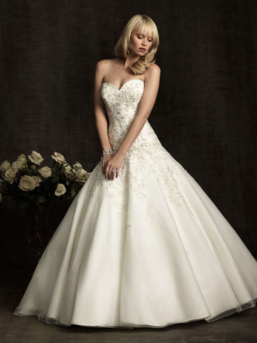 New listing on the 2014 air quality mermaid wedding dress high fashion elegant lace sleeveless strapless zipper(China (Mainland))
