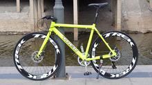 Bend the disc brake road bike   full suspension  mountain bike Road  bikes  mountain bike    SDC 72.1(China (Mainland))