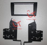 Free shipping-Car refitting DVD frame,DVD panel,Dash Kit,Fascia,Radio Frame for LEXUS GS300, 2DIN