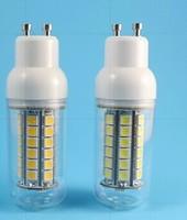 DHL Fedex Free shipping GU10 6W SMD5050 48LED Led Bulbs AC200-240V CE/RoHS Warm/Cool White 200PCS