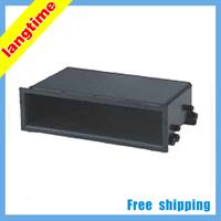 Free shipping-Car refitting DVD frame,DVD panel,Dash Kit,Fascia,Radio Frame for Toyota storage box.