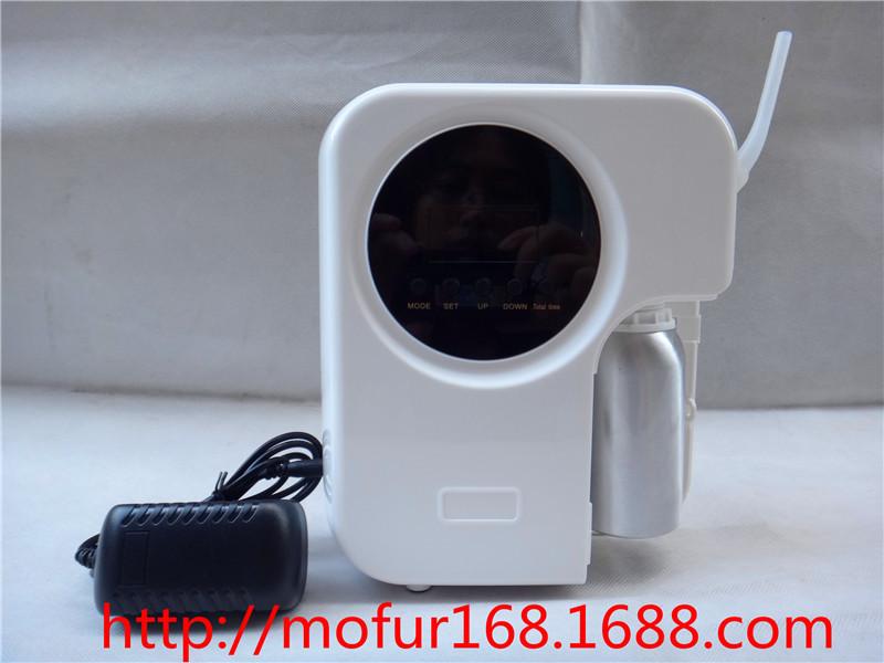 promoção 24pcs/lot mofur novo design casa comercial máquina de fragrância perfume difusor de aroma de óleo para casa nebulizador pulverizador(China (Mainland))