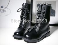 Free shipping! Women Martin Boots 2014 fashion skid knight boots