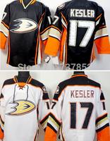 Cheap 2014 New Anaheim Ducks  #17 Ryan Kesler Jersey Third Black Wholesale Authentic Men's Ice Hockey Jerseys Free Shipping