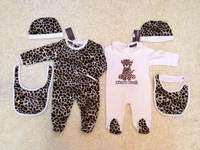 Retail  Brand  2014  New  fashion  spring/autumn  baby's romper set  blouse+hat+bibs  peter pan  collar  long  sleeve  boy's set