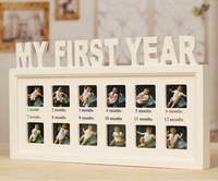 My First Years Children grow up the frame Baby growth record photo frames